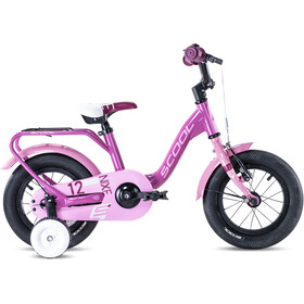 s'cool niXe alloy 12 Enfant, pink/lightpink